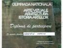 marina capatina diploma participare olimpiada nationala arte vizuale alba iulia 130x98 Biografie