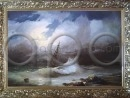 Furtuna noaptea (I. K. Aivazovsky)