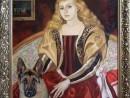 Portret de fată