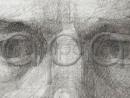 Portret – Desen in creion