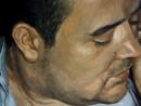 detaliu barbat portret cuplu 130x98 Portret de cuplu