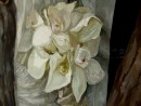 detaliu flori mireasa portret nunta vedere laterala 130x98 Portret de nunta