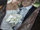 portret nunta unghi vedere orizontal 130x98 Portret de nunta