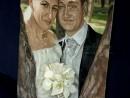 portret nunta vedere laterala 130x98 Portret de nunta