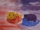 Alexia 9 ani 130x98 Meditatii de pictura si desen