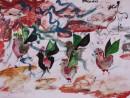 Antonimul Alexia 9 ani 130x98 Meditatii de pictura si desen
