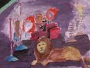 Circ Alexia 9 ani 130x98 Meditatii de pictura si desen