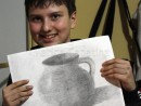 Grup 10 14 ani Desen Ulcior Columb 130x98 Meditatii de pictura si desen