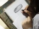 Grup Meditatii Admitere Tonitza Desen Creion Ulcior Alexia. 130x98 Meditatii de pictura si desen