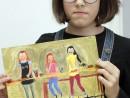 Grup Meditatii Admitere Tonitza Pictura Tempera La Atelier Fidan. 130x98 Meditatii de pictura si desen