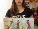 Grup Meditatii Admitere Tonitza Pictura Tempera Omul si Animalele Ada 130x98 Meditatii de pictura si desen