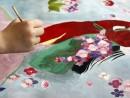 Meditatii Arta Nivel Liceu Alexia 10 ani Tempera 130x98 Meditatii de pictura si desen