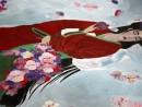 Meditatii Arta Nivel Liceu Alexia 10 ani Tempera detaliu 130x98 Meditatii de pictura si desen