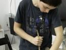Grup 10 14 ani Modelaj Lut Reproducere friza Henri 130x98 Atelier modelaj