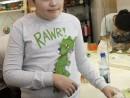 Grup 10 14 ani Modelaj Pasta Ceramica Pisica Rares 130x98 Atelier modelaj
