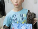 Grup 10 14 ani Modelaj Plastilina New York Henri 130x98 Atelier modelaj