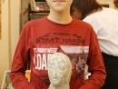 Grup 10 14 ani Modelaj in lut Muza Razvan 130x98 Atelier modelaj