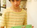 Grup 10 14 ani Modelaj in plastilina Caprioara Aleksis 130x98 Atelier modelaj