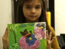Grup 4 6 ani Plastilina Camp cu Flori Ema 130x98 Atelier modelaj