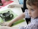 Grup 5 8 ani Modelaj lut Cana Kira 130x98 Atelier modelaj