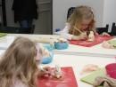 Grup 5 8 ani modelaj ceramica Iepuras Isabela 2 130x98 Atelier modelaj