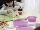 Grup 5 8 ani modelaj ceramica Iepuras Mali 2 130x98 Atelier modelaj