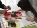Grup 5 8 ani modelaj lut Broasca Testoasa Mali 130x98 Atelier modelaj