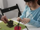Grup 5 8 ani modelaj lut Cana Mali 130x98 Atelier modelaj