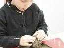 Grup 5 8 ani modelaj lut Curte Vanessa 130x98 Atelier modelaj