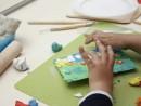 Grup 5 8 ani modelaj plastilina Camp cu Flori Tudor 4 130x98 Atelier modelaj