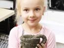 Grup 6 8 ani Cana Modelaj in lut Tania 130x98 Atelier modelaj