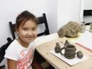 Grup 6 8 ani Modelaj Lut Cana Damira 130x98 Atelier modelaj