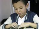 Grup 6 8 ani Modelaj Lut Cana Luca. 130x98 Atelier modelaj