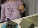 Grup 6 8 ani Modelaj Lut Casa Deea 130x98 Atelier modelaj