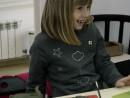 Grup 6 8 ani Modelaj Lut Casa Ileana. 130x98 Atelier modelaj