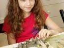 Grup 6 8 ani Modelaj Lut Coronita de PasteTeuta 130x98 Atelier modelaj