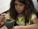 Grup 6 8 ani Modelaj Lut Trofeu Teuta 130x98 Atelier modelaj