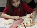 Grup 6 8 ani Modelaj Pasta Ceramica Inger Vanessa 130x98 Atelier modelaj