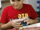 Grup 6 8 ani Modelaj Pasta Ceramica Pusculita Tudor 130x98 Atelier modelaj
