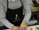 Grup 6 8 ani Modelaj Plastilina Cos cu Fructe Luca. 130x98 Atelier modelaj
