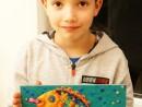 Grup 6 8 ani Modelaj in plastilina Peste Alex 130x98 Atelier modelaj