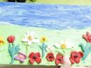 Grup 6 8 ani Plastilina Camp cu Flori Alexandru 130x98 Atelier modelaj