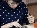 Grup 8 10 ani Lut Bucuresti Fidan. 130x98 Atelier modelaj