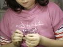 Grup 8 10 ani Modelaj Lut Arici Alexandra. 130x98 Atelier modelaj