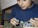 Grup 8 10 ani Modelaj Lut Arici Vlad. 130x98 Atelier modelaj