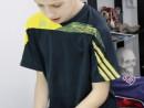 Grup 8 10 ani Modelaj Lut Cana Pavel. 130x98 Atelier modelaj