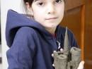 Grup 8 10 ani Modelaj Lut Castel Sofia 130x98 Atelier modelaj