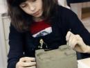 Grup 8 10 ani Modelaj Lut Cutie Sara 130x98 Atelier modelaj