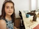 Grup 8 10 ani Modelaj Lut Pelican Ilinca 130x98 Atelier modelaj