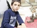 Grup 8 10 ani Modelaj Lut Pinochio Henri 130x98 Atelier modelaj